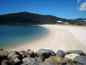 Boathaven Beach, Airlie's newest beach
