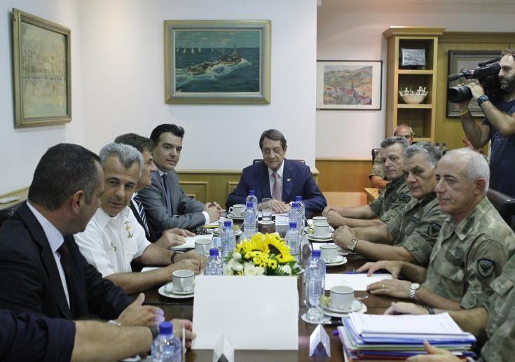 Περηφάνεια και αυτοπεποίθηση για τις μεταρρυθμίσεις στην ΕΦ, εκφράζει ο Πρόεδρος Αναστασιάδης