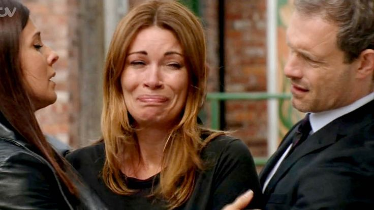 22 times Carla Connor could not actually believe that she was STILL in Coronation Street