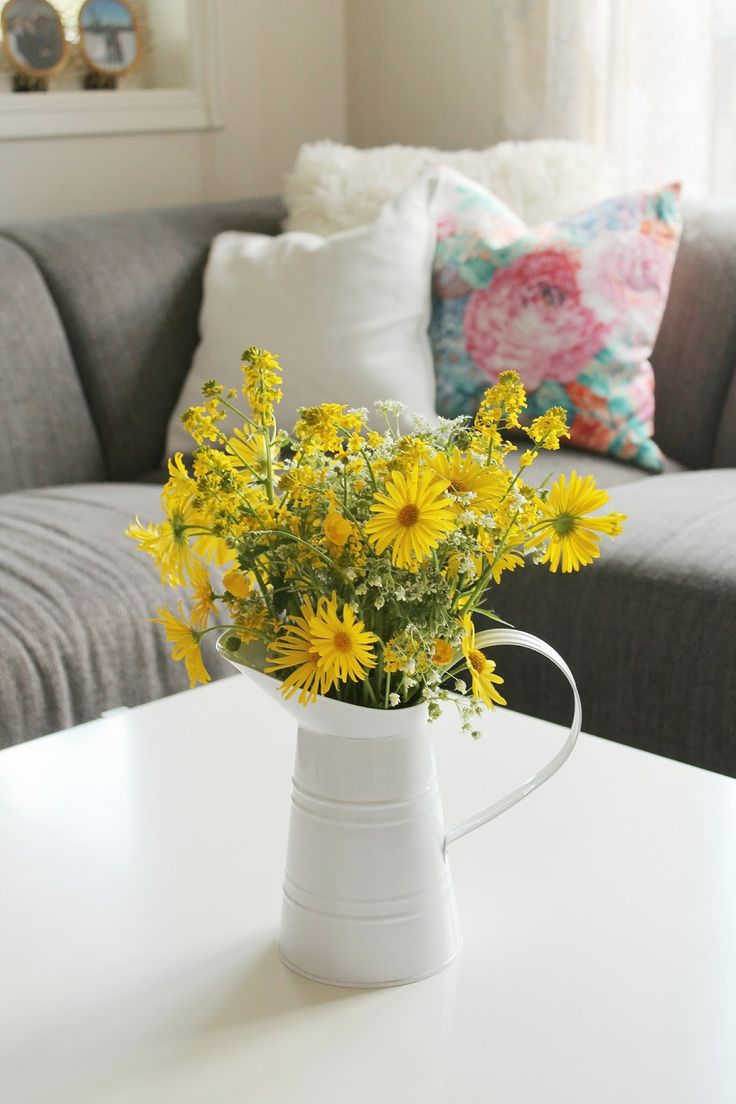 Tonjes Home - a blog about our home, style and beauty: Flowers from mother earth