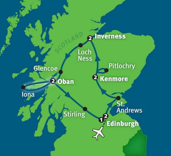 Scotland Tour: 10 Days of the Best of Scotland | Rick Steves Tours | ricksteves.com