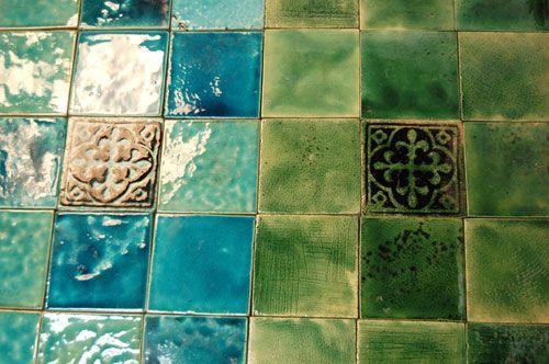 Handmade tiles, in hungarian manufacture.  www.patakitiles.com  http://www.facebook.com/patakitiles/photos_albums