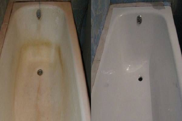 fürdőkád tisztítása trükk