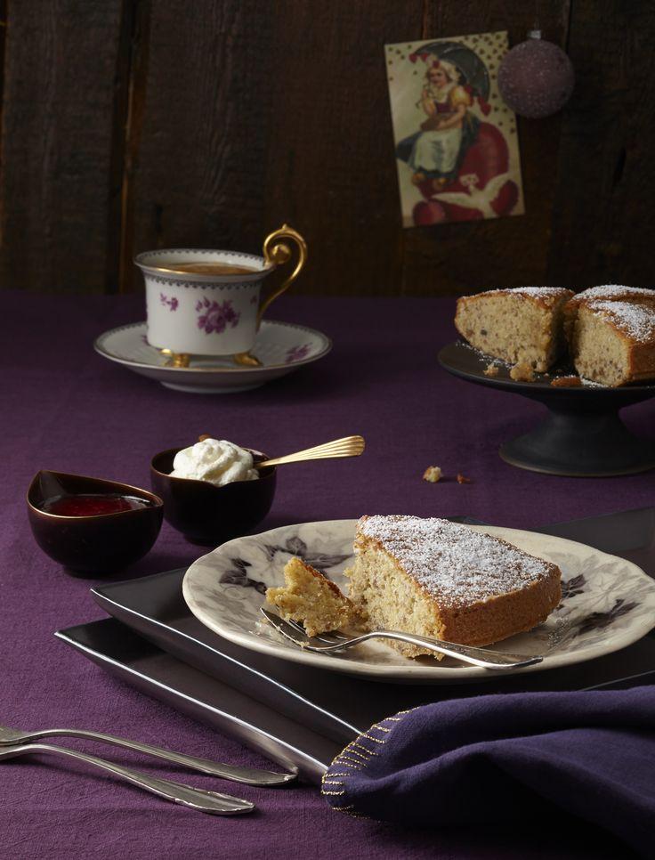 Maronenkuchen Foto: Götz Wrage