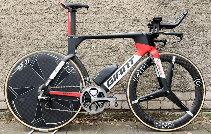 Sunweb's Giant Trinity http://www.bicycling.com/bikes-gear/tour-de-france/the-time-trial-bikes-of-the-2017-tour-de-france/slide/19