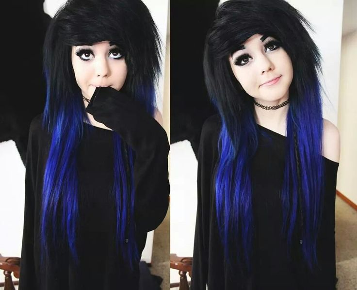Her hair and she's so pretty!! x