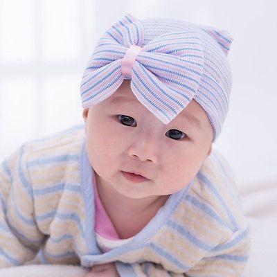 Bonnet naissance noeud