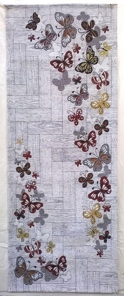 Dettagli su tappeti passatoie suardi pezzoli farfalle for Passatoie per cucina