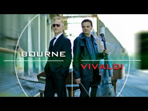 Bourne Vivaldi (Bourne Soundtrack/Vivaldi Double Cello Concerto) - ThePianoGuys
