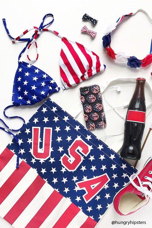 FOREVER 21+ USA Graphic Eco Tote Bag