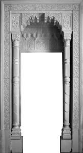 арабский лепной декор арка наборная Arc001