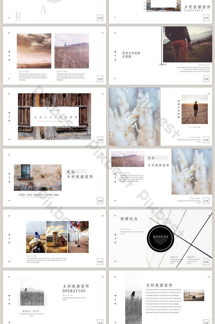 Over 1 Million Creative Templates By Booklet Design