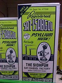Psyllium seed husks - Wikipedia, the free encyclopedia