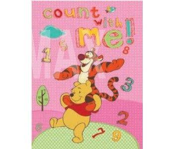 Παιδικό Χαλί Disney Winnie 319