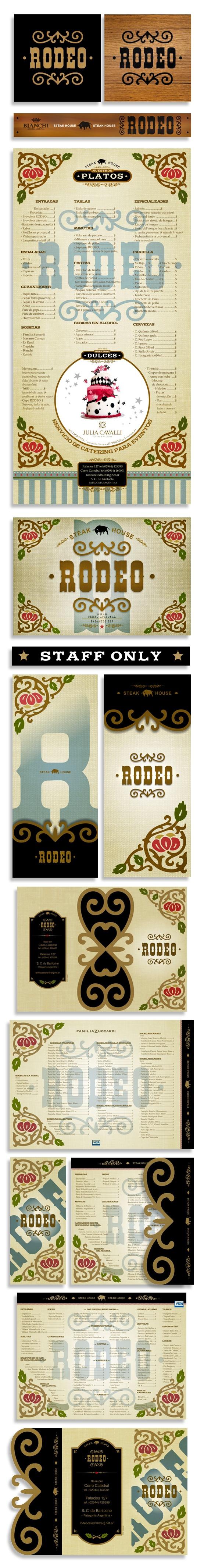 IORC - Logotipo / Grafica aplicada, Rodeo '08