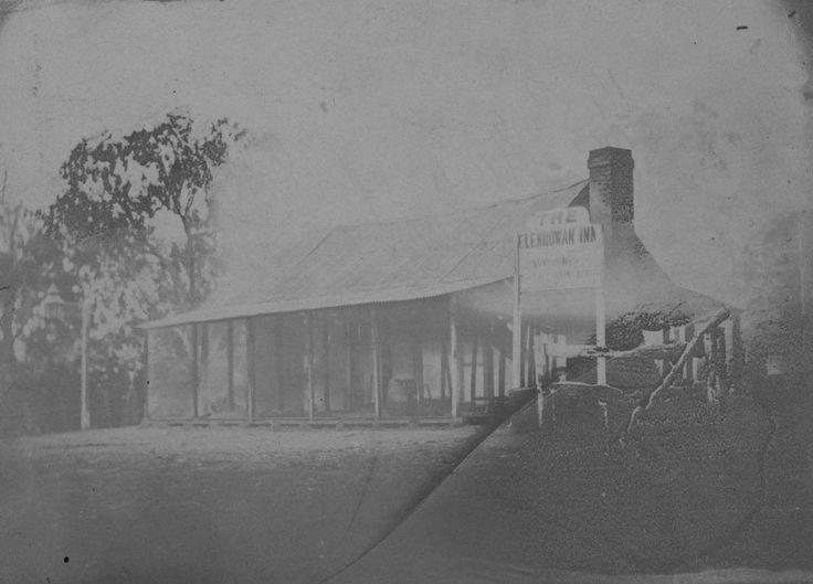The Glenrowan Inn also known as The Glenrowan Hotel or The Jones Hotel