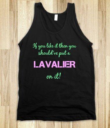 Lavaliers greek