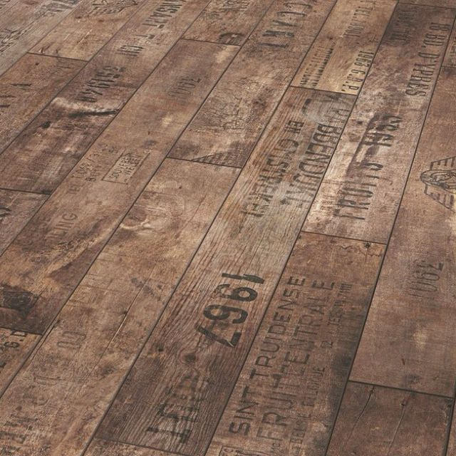 i like the style of this wood, especially its industrial look with the words/ dates on it