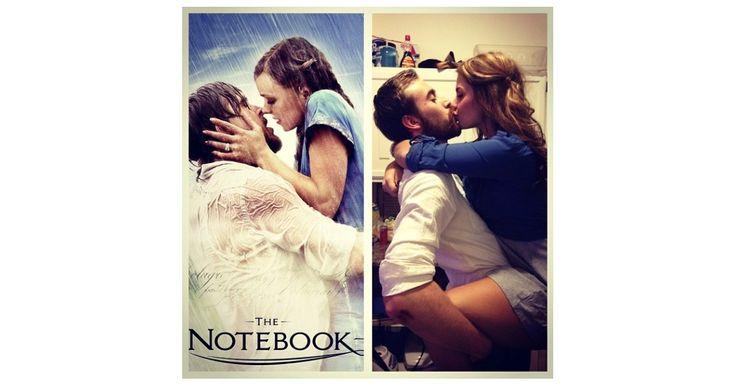The Notebook Characters see #43 the rest are dumb
