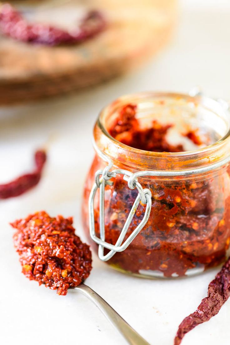 How to make Red Chili Paste . A food staple that no Indian home can do without, Chilli Paste is an ingredient that adds a fiery flavor to any dish. Made from fresh chilies, sourced mainly from Kashmir and Bedgi in Karnataka, the paste does require a little preparation, but can be stored and used in any dish you so choose
