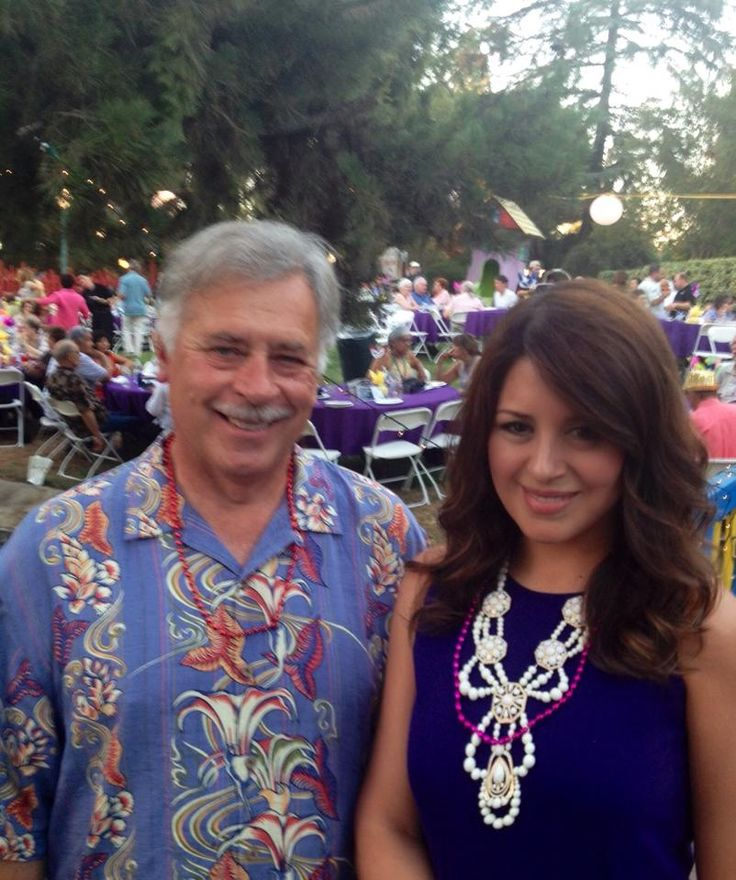 All smiles at Storyland! ABC30 Action News reporter Gene Haagenson & anchor Graciela Morena had a great time at the Cultural Arts Rotary Club of Fresno's Storyland & Jazz fundraiser on Saturday, August 16. Graciela served as the event emcee and ABC30 was a proud sponsor of the event.