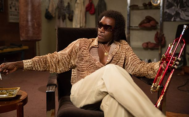 Don Cheadle won the role of Miles Davis before he even knew he was being considered. In 2006, when Davis was posthumously being inducted into the...