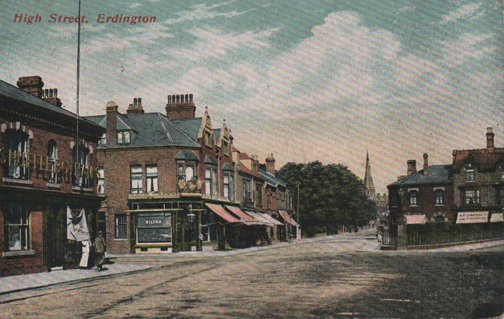Warwickshire, Erdington High Street, Shufflebothams.jpg 1,280×811 pixels