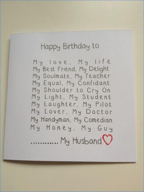 Husband Birthday Cards And On Handmade 30th Card Ideas