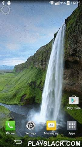 """Waterfall Sound Live Wallpaper  Android App - playslack.com , Prepare to be impressed! Breathtaking """"Waterfall Live Wallpaper With Sound"""" captures the largest sheet of falling water in the world as well as the realistic and soothing """"waterfall sounds"""". Chose from the natural desktop backgrounds inspired by the Angel Falls, """"Niagara Falls"""" or """"Victoria Falls"""", try various """"nature sounds"""" to relax and sleep! Watch the """"water fall"""" with this """"live waterfall wallpaper with sound and motion"""" and…"""