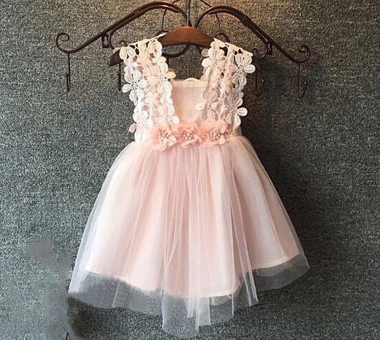 Pink flower girl dress - tulle toddler dress - wedding - spring - summer - girl dress - girl tulle - flower - floral - crochet - photo shoo by MJfordiva on Etsy https://www.etsy.com/listing/244529200/pink-flower-girl-dress-tulle-toddler