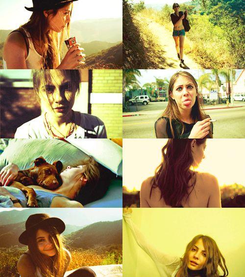 Willa Holland as Alaska young