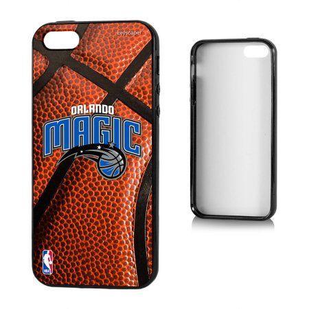 Orlando Magic Basketball Design Apple iPhone 5/5S Bumper Case by Keyscaper
