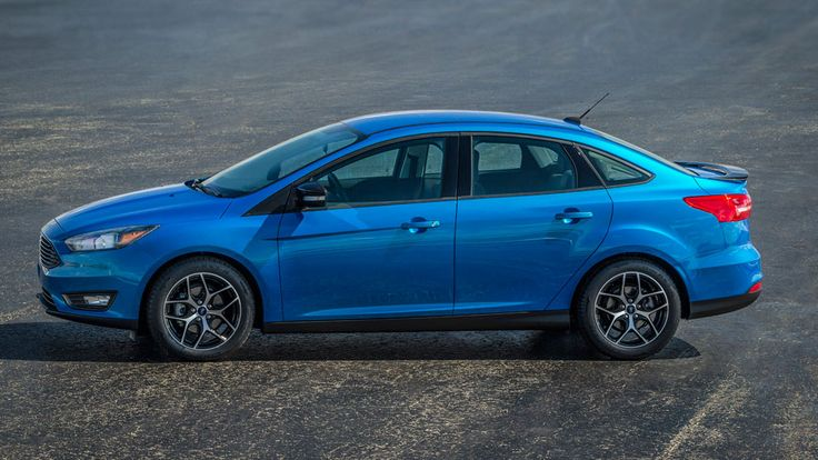 Ford Focus 2017 - Véhicule neuf à vendre - Circuit Ford Lincoln