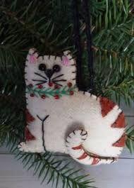 #feltedcat
