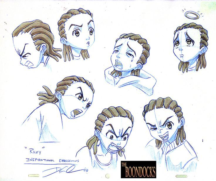 1000+ images about Boondocks on Pinterest | The boondocks episodes ...