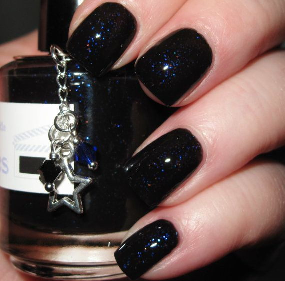 Oubliette glitter nail polish 15 mL .5 oz from by TheLadyVarnishes