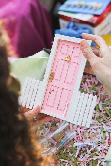 Fairy Door craft from Wiley Valentine