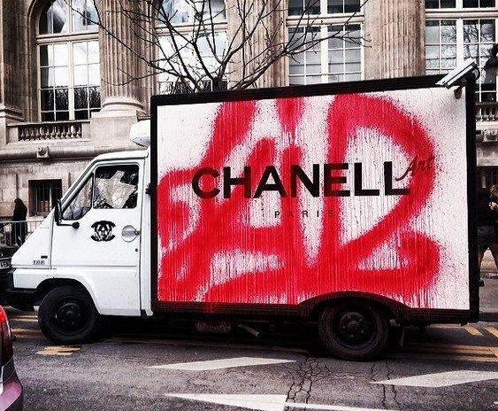 Kidult VS Chanel – Fashion Week 2014