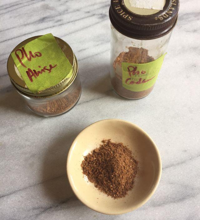 Pho spice blen
