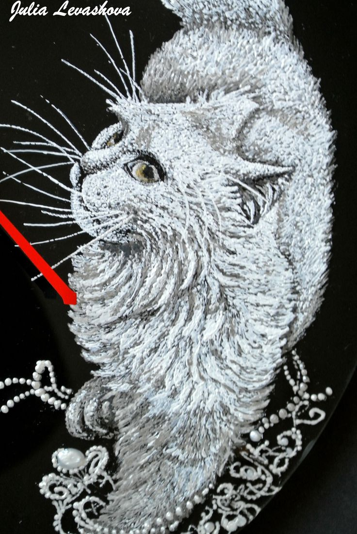 Юлия левашова точечная роспись мастер класс поделка #6
