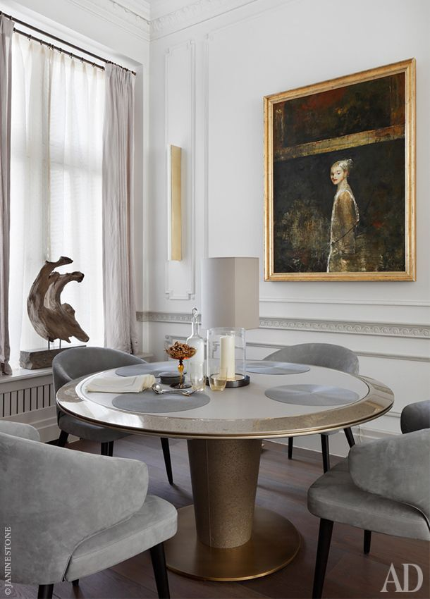 awesome Salle à manger - for those who love swoon-worthy interiors with a modern glam POV...
