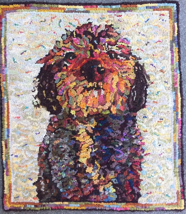 78 Best Images About Rug Hooking