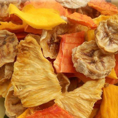 Seis beneficios de las frutas deshidratadas. Más información en nuestra página web cr.emedemujer.com