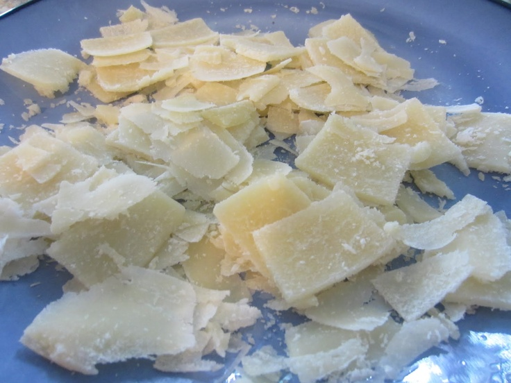 Hard cheeses (Parmesan) – 10 grams per oz