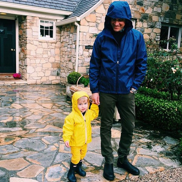 Jim Toth & Tennessee James Toth: Cutest Celeb Kids on Instagram