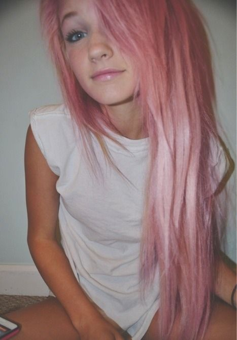I like this hair, when im done with my blue hsir I think ill do something like this