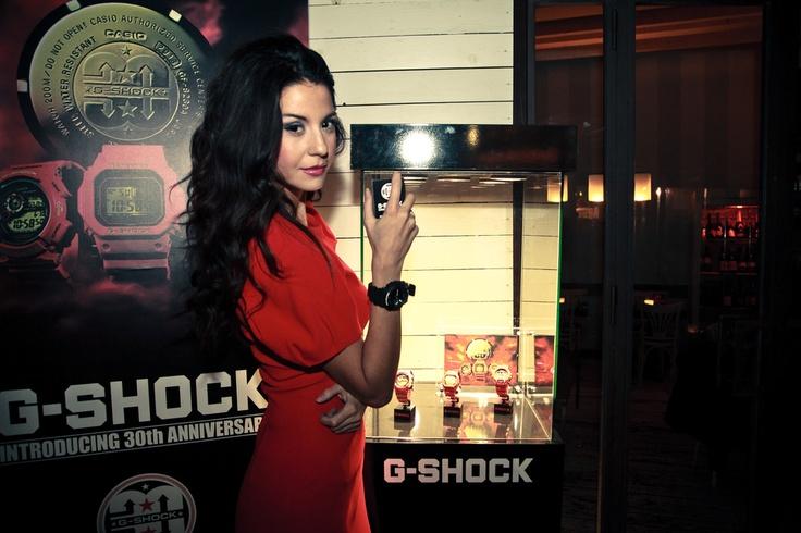 Evento G-SHOCK all'Exploit di Milano, 13 dicembre 2012. Festeggiamo i 30 anni di G-SHOCK. #gshock #gshock30italia
