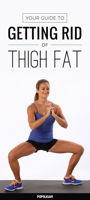 5 Moves To Target The Troublesome Inner Thigh