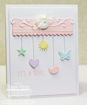 Sweetest Baby Card