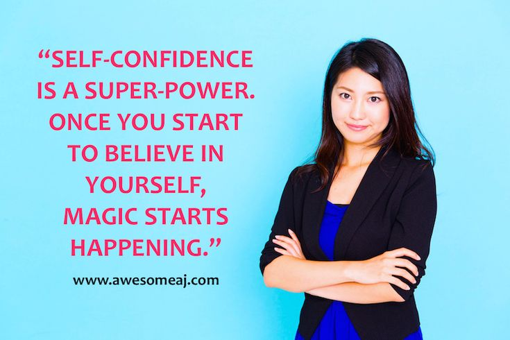 Self-Confidence Made a Life Awesome – A Powerful Success Story